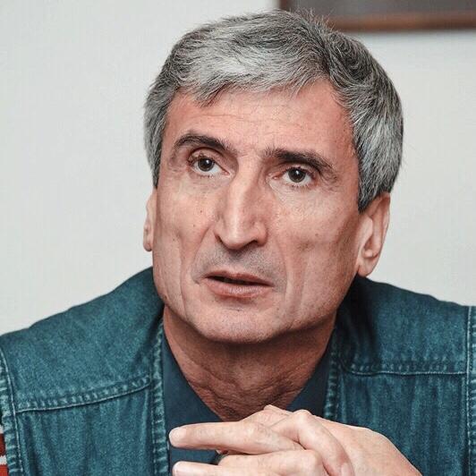 Айрапетян Ашот, руководитель Центра межнационального сотрудничества. «Христианство и межцивилизационные отношения»