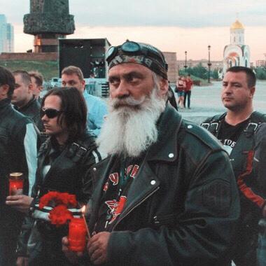 Мотоклуб «Ночные волки» проведет в Волгограде акцию «Свеча памяти»