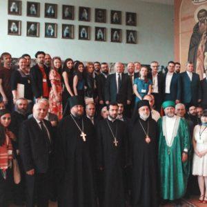 Тему христианофобии обсудили на II Международном христианском форуме в Волгограде