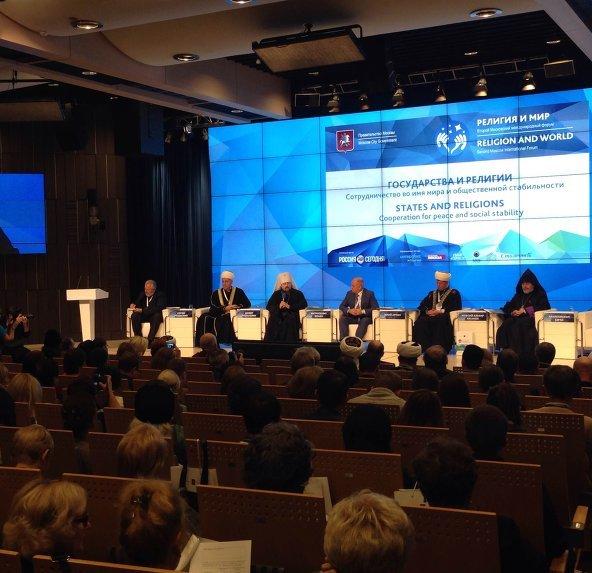 Межрелигиозный форум в Москве будет посвящен угрозам цифрового общества