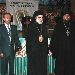 НаIМеждународном христианском форуме в Сочиобсудили тяжелое положение христиан на Ближнем Востоке и в Северной Африке