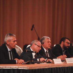 Открытие III Международного христианского форума