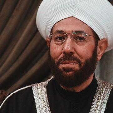 Верховный муфтий Сирии прокомментировал церковный раскол на Украине