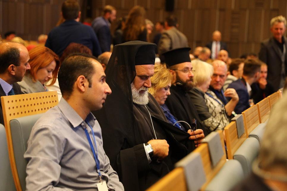 На IV Международном форуме Религия и мир» завершила свою работу секция «Опыт работы конфессий в информационном пространстве»