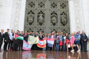 На V Международный Христианский Форум прибудут делегации из семи стран