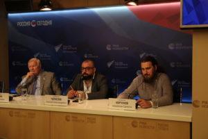 Организаторы и гости на пресс-конференции рассказали о проведении Международного форума «Религия и мир: религия и экология»
