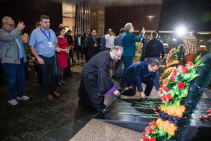 Второй день V Международного Христианского Форума прошел в Центральном музее Великой Отечественной войны 1941-1945гг.