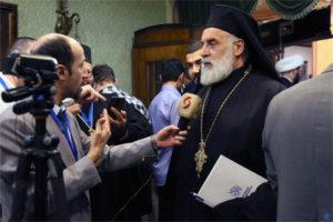 Участники V Международного Христианского Форума рассказали о возможных путях решения вопроса защиты христиан Ближнего Востока