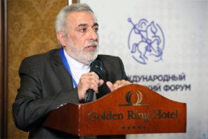 Выступление иранского политика, советника главы МИД Ирана Хоссейна Шейхольэслама на V Международном Христианском Форуме