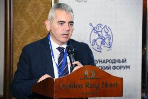 Выступление Депутата Греческого Парламента Харакопулоса Максимоса на V Международном Христианском Форуме