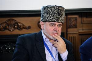 Интервью председателя Международной Исламской Миссии Шафига Пшихачева
