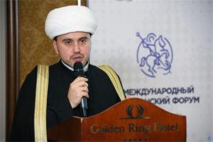 Интервью первого заместителя председателя Совета муфтиев России, председатель Духовного управления мусульман Московской области Рушана Аббясова
