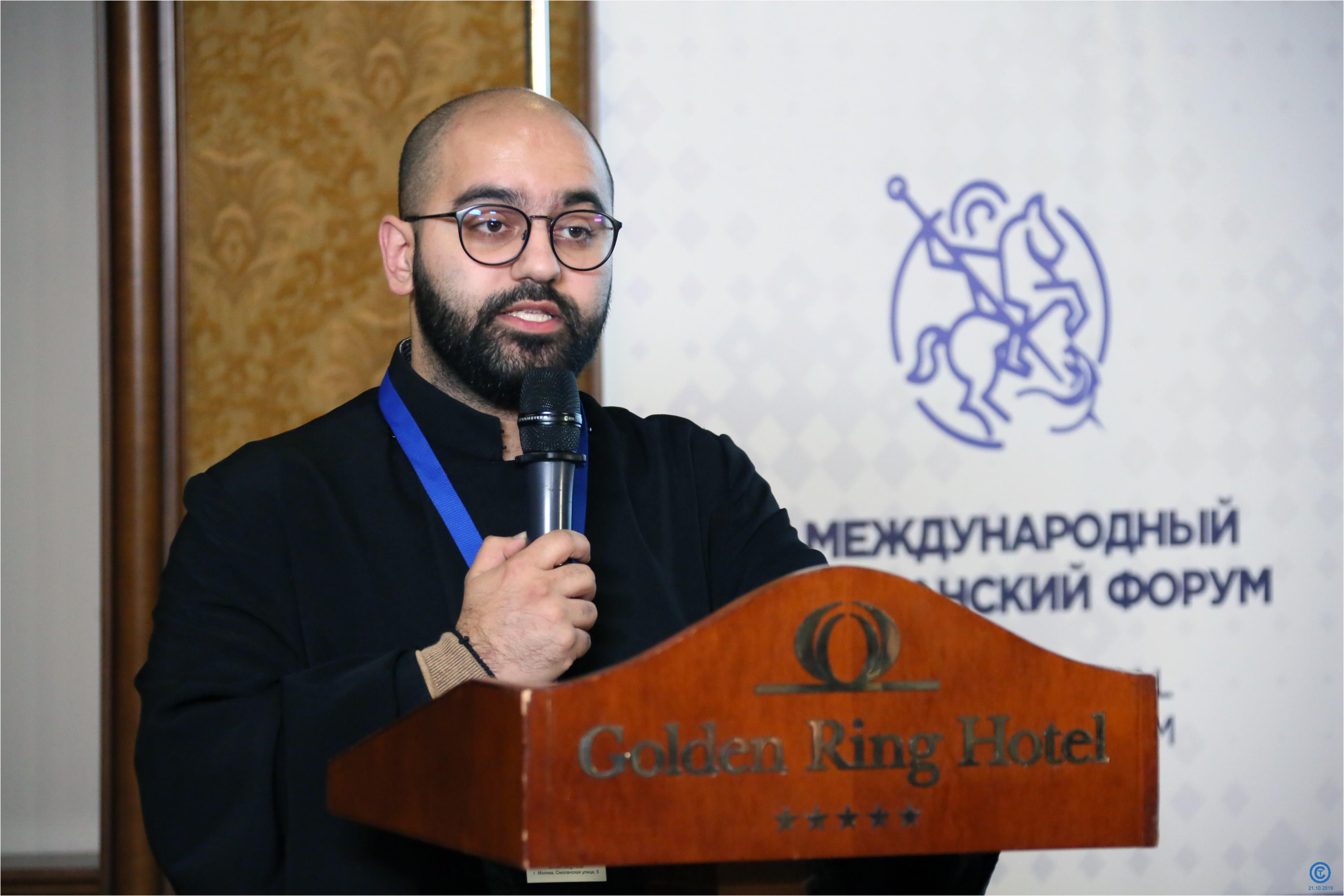 Интервью диакона Российской и Ново-Нахичеванской Епархии Армянской Апостольской Церкви Микаела Парсаданяна