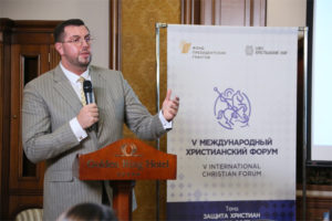 Интервью вице-президента Международного комитета защиты прав человека Александра Ионова