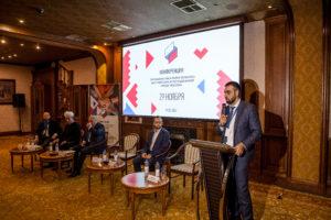 Представитель Федерального агентства по делам национальностей РФ выступил на конференции, посвященной профилактике религиозного экстремизма в молодежной среде Москвы