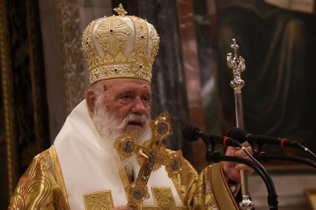 Рождество в Афинской епархии