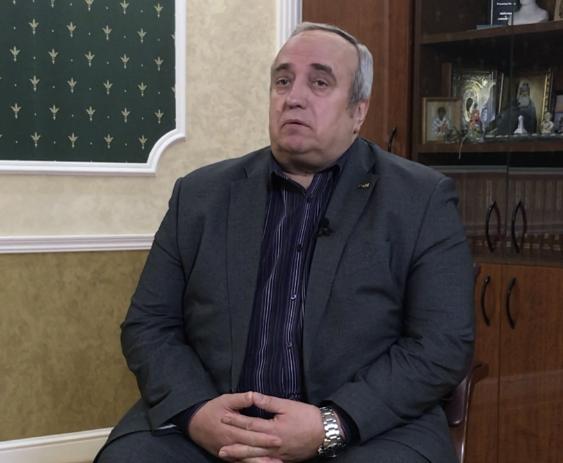 Политик Франц Клинцевич рассказал о своём знакомстве со схиархимандритом Илием (Ноздриным)