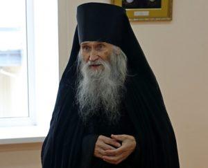 Схиархимандрит Илий (Ноздрин) рассказал о своём духовном пути и служении как духовника