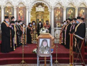 Очерк о жизни викария Патриарха Антиохийского и всего Востока митрополита Сейднайского Луки (Аль-Хури)