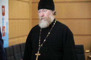 Протоиерей Михаил Потокин рассказал о ролифорума «Религия и мир» в диалоге во имя интересов общества