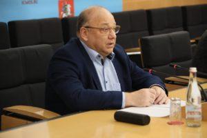Виталий Сучков рассказало значении форума «Религия и мир»